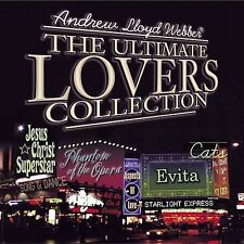 ANDREW LLOYD WEBBER CD THE ULTIMATE LOVERS COLLECTION