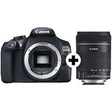 Canon EOS 1300 Incl. 18-135 mm IS II obejktiv, Miroir Reflex WLAN, nouveau neuf dans sa boîte