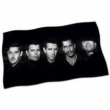 "New Kids On The Block Flag Banner 28"" NEW Step By NKOTB Tonight Fabric Poster"