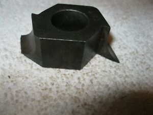 "Craftsman/Shopsmith Shaper cutter/bit 3/4"" bore, HSS,"