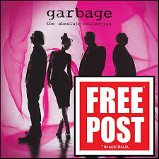 GARBAGE - THE ABSOLUTE COLLECTION CD ~ 90's GREATEST HITS / BEST OF *NEW*