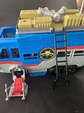 Ben 10 Rustbucket Transforming Vehicle Playset 2017 Van RV Truck Rust Bucket