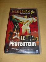 JACKIE CHAN Le Protecteur VHS arts martiaux (Half A Loaf Of Kung Fu)