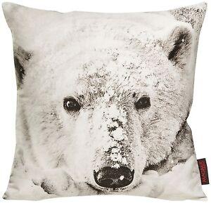 MAGMA Kissen Wilderness Polar Bear ca. 40 x 40 cm 18519230006
