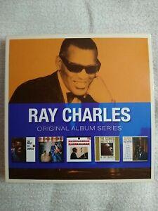 Ray Charles 5x Original Album Series