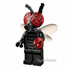 LEGO MINIFIGURES SERIE 14 MONSTERS - FLY MONSTER 71010 - ORIGINAL MINIFIGURE