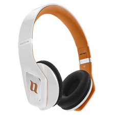 NOONTEC ZORO II HD BULIT IN MIC headphones folding head phones JP 2 WHITE
