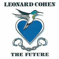 Leonard Cohen - The Future ( CD - Album - Remastered - Paper Sleeve )