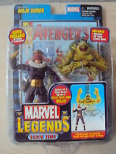 MARVEL LEGENDS SERIES 14 MOJO : BARON ZEMO 2006 TOY BIZ NEUF AVENGERS