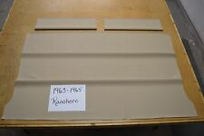 1963 63 1964 64 1965 65 FORD RANCHERO PARCHMENT HEADLINER USA MADE TOP QUALITY