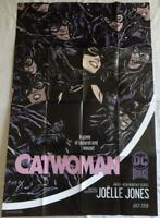 CATWOMAN  Promo Poster , 24 x 36,  2018, DC, Unused more in our store 086