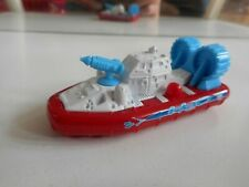 Matchbox Hovercraft in Red/White
