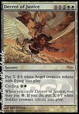 Decree of Justice // Foil // NM // JR: Promos // engl. // Magic the Gathering