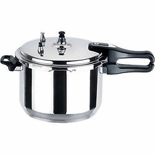 NEW 11 L ALUMNIUM KITCHEN PRESSURE COOKER COOKING PRESSURE COOKER