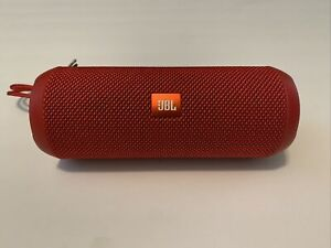 JBL Flip 3 Wireless Speaker System - Red