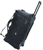 Trolley Rollenkoffer Koffer Schwarz MCA 80 L Tasche Rolltasche Rucksack Trolly