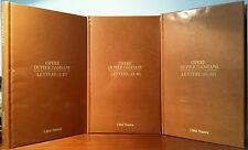 Pier Damiani, Opere di Pier Damiani: Lettere (1-67), Ed. Città Nuova, 2000-2002