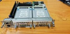 Cisco UCS E-Series Server UCS-E140S-M1/K9 2 x 8GB SD 2 x 8GB UDIMM 2 x 200GB SSD