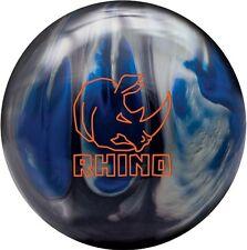 Brunswick Rhino Black/Blue/Silver Pearl Bowling Ball