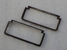 Original Nokia E90 QWERTY Cover   Tastaturrahmen   Rahmen Mocca Brown NEU