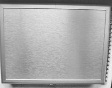STABILER, großer Alu Marken Koffer, mit Inneneinteilung, 33 x 26 cm, NEU + TOP