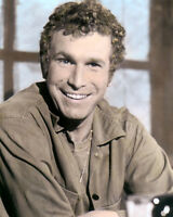 """WAYNE ROGERS M*A*S*H TRAPPER JOHN TELEVISION ACTOR 8x10"""" HAND COLOR TINTED PHOTO"""