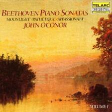 John O'Conor, Ludwig van Beethoven - Piano Sonatas 1 [New CD]