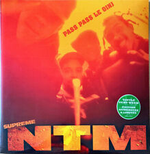 Supreme NTM Pass Pass Le Oinj RSD 2020 Coloured Green Weed Numbered French Rap