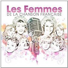 CD de musique en coffret compilation pour chanson française avec compilation