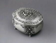 High Quality Rose Pattern Music Box : I Will Always Love You