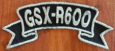 Patch écusson Nº 13 gsx-r600, motard Colour écusson patch emblèmes