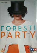 DVD du spectacle de FLORENCE FORESTI : FORESTI PARTY - 2 DVD