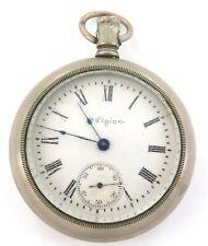1902 ELGIN 18S 7J POCKET WATCH.
