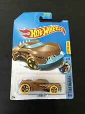 Hot Wheels Street Beasts Best for Track Growler 6/10 Vehicle Car 350/365 Toy