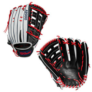 """Wilson A2000 13.5"""" Slowpitch Softball Glove 135SS Model SuperSkin WTA20RS20135SS"""