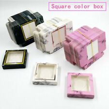 20 pcs lashes box  soft paper eyelashes packaging for false eyelashes Wholesale