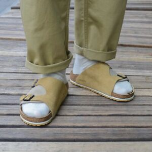Birkenstock X Universal Works  Zurich sandal size 40 ( But Fits Like A 41 )