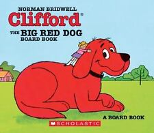 Clifford the Big Red Dog (Board Book)