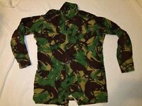 """MENS BRITISH TEMPERATE WEATHER MTP TROPICAL CAMOUFLAGE COMBAT JACKET CHEST 45"""""""