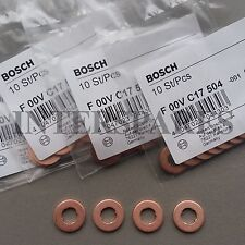 Bosch Inyector soporte Junta Arandela COMMON-RAIL HDi JTD TiD TDCi CDTI DiTD dCi