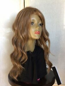 MAXWELLA 18 Wig by BelleTress *Nutella Buttercream, Lace Front BELLE TRESS, New