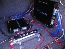 Crunch GPX-500.4 - 2-Kanal Verstärker / Endstufe - Car Hi-Fi - Auto Hifi
