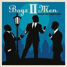 Boyz II Men - Under the Streetlight - NEW CD (sealed) 2017   (SENT SAME DAY)