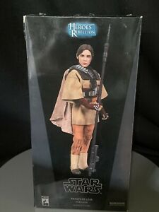Sideshow Star Wars Princess Leia Heroes of the Rebellion 1:6