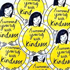 Amarillo sol la positividad Laptop Pegatina De Vinilo, pegatina Lindos amabilidad