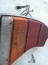 Jaguar Vanden Plas 1985-88 V12 Tail light left side
