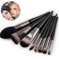 8pcs Kabuki Makeup Brush Blusher Foundation Eye Shadow Make up Brushes Set Kit