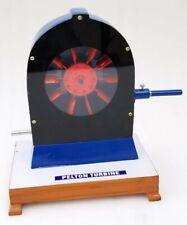 Pelton Wheel Impulse Turbine Working Model with In built Dynamo