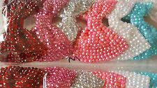 Joblot 12pcs Large Bow Design Sparkly hairclips hairgrips NEW wholesale Lot 3