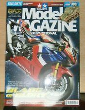 Tamiya Model magazine International Oct 2020 1:12 Honda CBR1000RR-R Fireblade SP